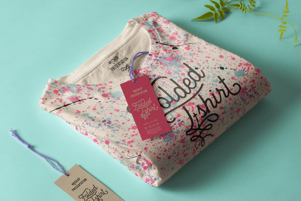 folded-tshirt-fabric-trend-branding-graphic-cloth-psd-mockup