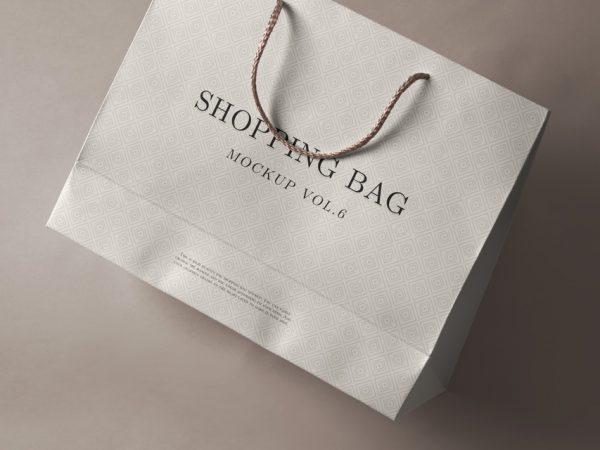 shopping-bag-packaging-branding-graphic-psd-mockup